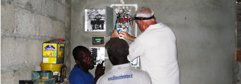 Electricity Is an Essential Foundation for Success at St. John Bosco