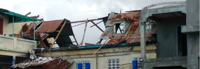 Damage Update in Jeremie, Haiti