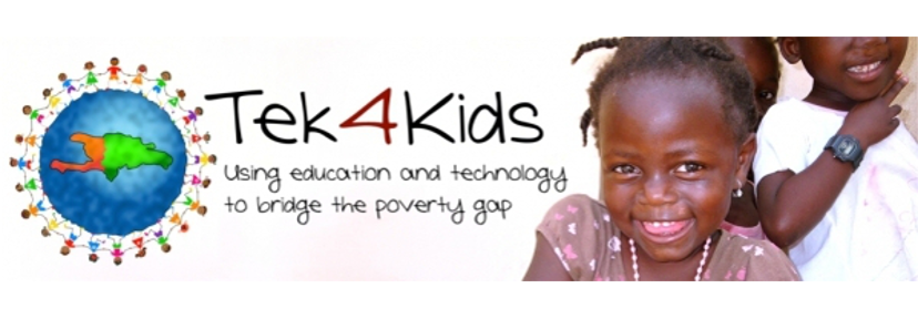 New Ways to Donate to Tek4Kids!